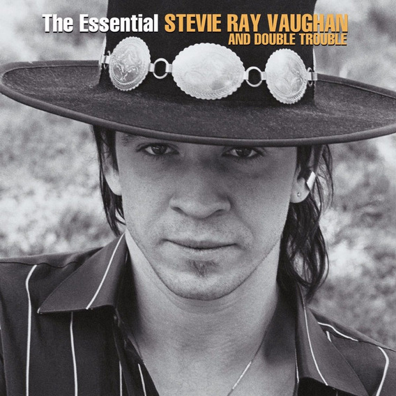 Stevie Ray Vaughan The Essential Vinilo Doble Nuevo Import