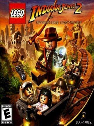 Lego Indiana Jones 2 (pc) Steam Key Original