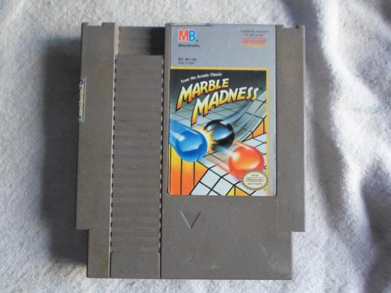 Marble Madness Original Para Nintendinho - Nes & Similares