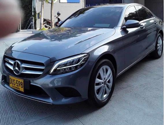 Mercedes-benz Clase C C180