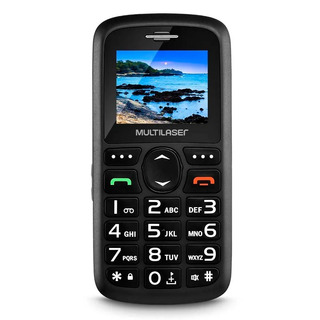 Telefone Celular Número Teclas Grandes Fácil De Mexer