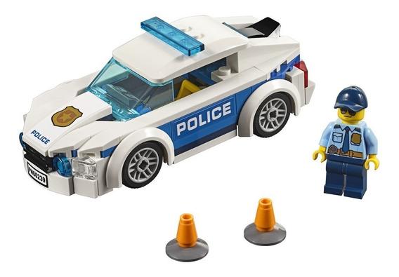Lego City - Carro Patrulha Da Polícia