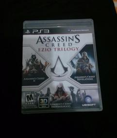 Assassins Creed - 3 Em 1 - Ps3 - Carta Registrada R$ 12