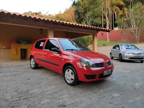 Renault Clio 2009 1.0 16v Campus Hi-flex 3p