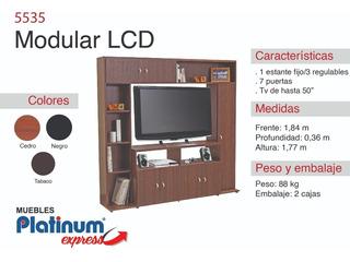 Modular Lcd Tv 50 - Envio Sin Cargo Al Gran Mza
