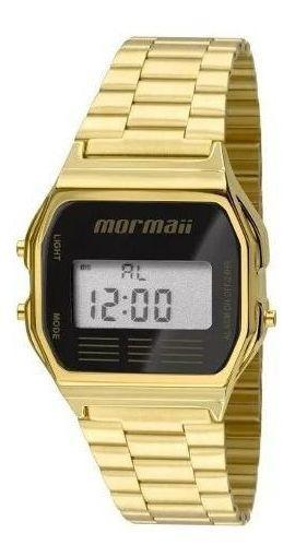 Relógio Mormaii Digital Feminino Vintage Mojh02ab4p