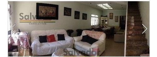 Sobrado Triplex Com Piscina Na Vila Mariana - São Paulo - 6119