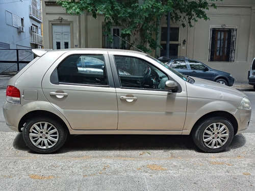 Fiat Palio 1.4 Elx 2008 Caba Único Dueño