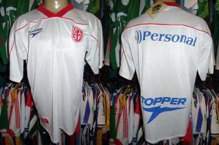 3 De Febrero Do Paraguai 1999 Camisa Reserva Tamanho M.