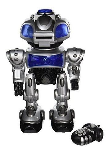 Disquete Programable De Robokid Robot Rc Electrico De Power