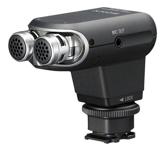 Micrófono Estéreo Sony Para Zapata De Interfaz Múltiple