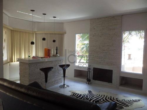 Casa Com 4 Dormitórios À Venda, 280 M² Por R$ 1.450.000,00 - Betel - Paulínia/sp - Ca2738