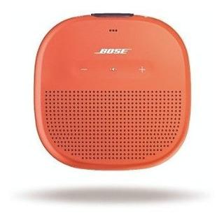 Parlante Bose Soundlink Micro Bluetooth Naranja