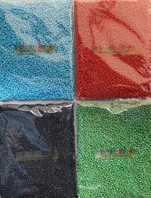 Missanga Missangão 6/0 C/ 500 Gramas Varias Cores