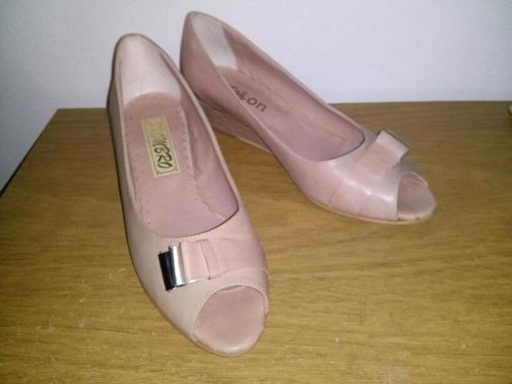 Zapatos De Vestir Rosa