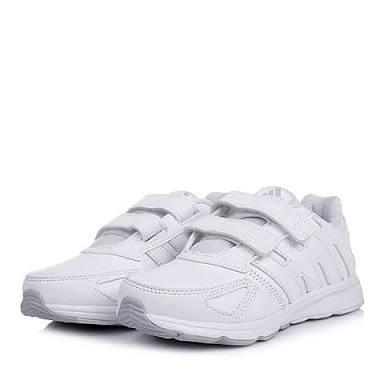 b419857d Tenis adidas Blancos Escolares Número 22 Unisex Nuevos - $ 650.00 en  Mercado Libre