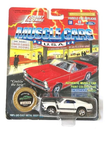 Johnny Lightning Ford Mustang Boss 302 Metal Metal