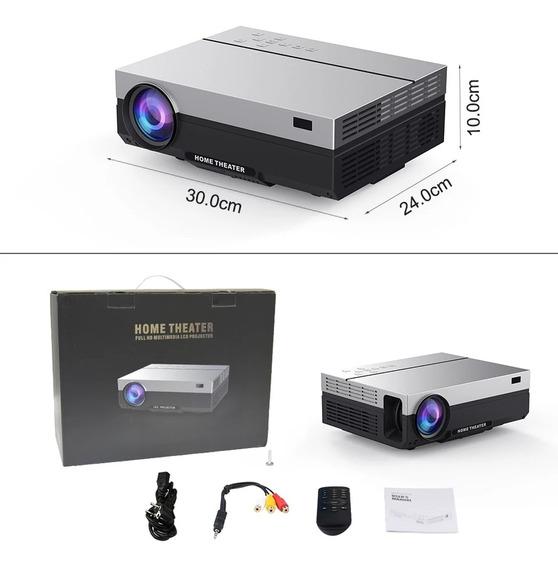 Projetor 1080p Full Hd Projetor De Vídeo 5500 Lumen T26l