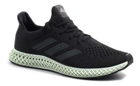 Tenis adidas Futurecraft Preto C/ Verde