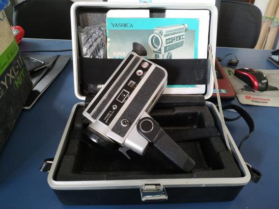 Filmadora Yashica Super Yxl - 1.1 Usada - Completa