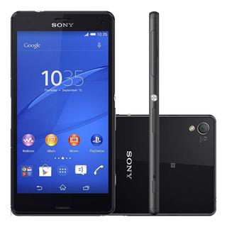 Sony Xperia Z3 D6633 32gb Dual Chip 4g Preto Vitrine 2