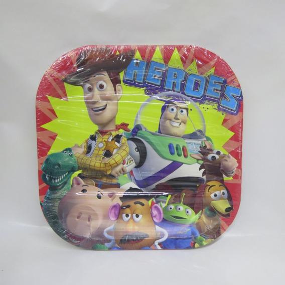 Platos Desechables Para Fiesta De Toy Story