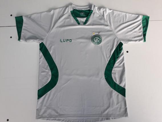 Camisa Camiseta Futebol Guarani Campinas Modelo 055