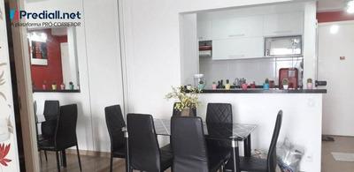 Apartamento Com 3 Dormitórios À Venda, 81 M² Por R$ 550.000 - Freguesia Do Ó - São Paulo/sp - Ap3059