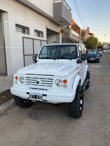 Suzuki Samurai 1.9 Turbo Diesel 4x4 Metal/lona