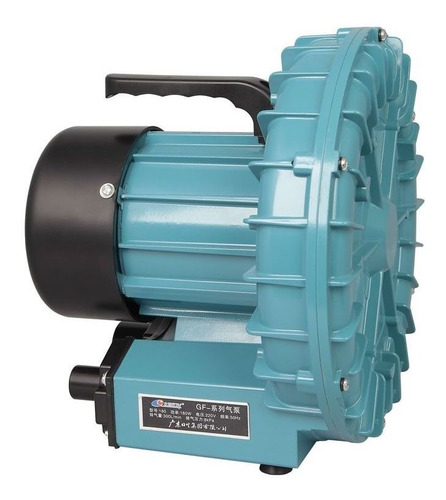 Turbina De Aire Resun Blower Gf120 De 11400lt/hora Para