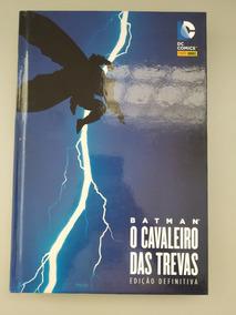 Batman Cavaleiro Das Trevas Edição Definitiva - Autografado