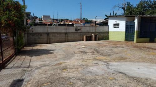 Imagem 1 de 6 de Terreno Para Alugar, 326 M² Por R$ 1.600,00/mês - Vila Cordenonsi - Americana/sp - Te0146
