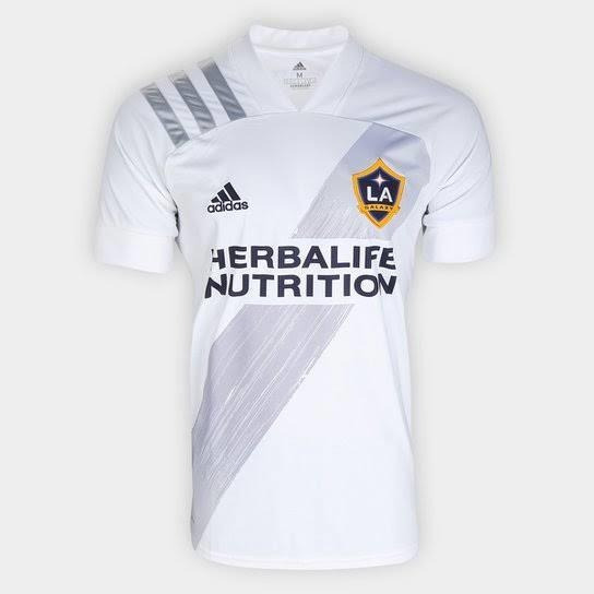 Camisa La Galaxy 2020 adidas Nova
