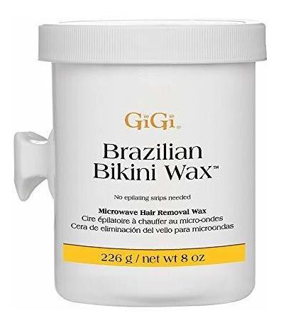 Cera Brasileña Para Depilación Para Línea Del Bikini Gigi,
