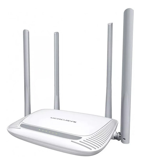 Router Inalámbrico N Wi-fi 300 Mbps Ethernet By Tp-link