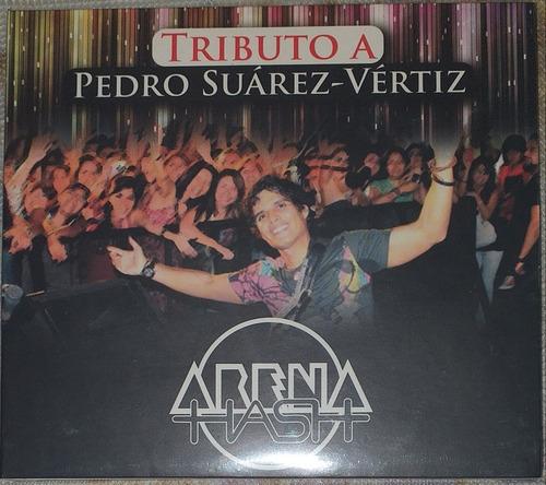 Arena Hash Pedro Suarez Vertiz Rock Peru Tributo Exitos Cd
