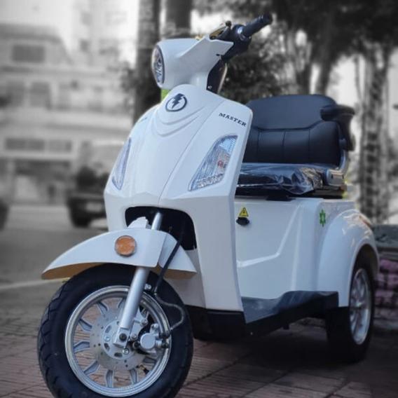 Moto Eléctrica Master Sin Licencia / Envío Gratis Eco Alsina