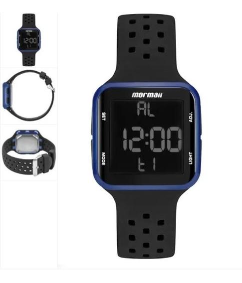 Relógio Mormaii Wave Unissex Azul Mo6600ab/8a