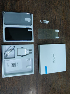 Vernee X 6gb Ram 64 Rom Preto Smartphone - Pronta Entrega