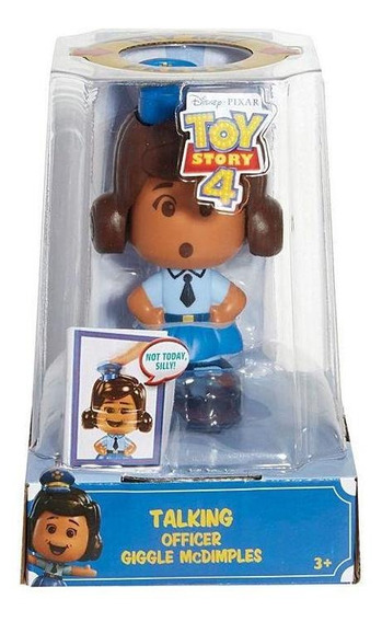 Toy Story 4 - La Policia Parlante - 3 Caras - Mattel