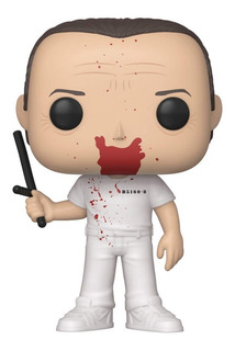 Funko Pop The Silence Of The Lambs Hannibal Lecter Bloody