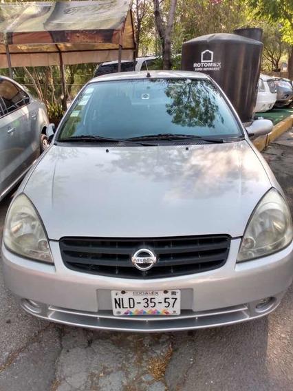 Nissan Platina 1.6 K Plus Mt 2005