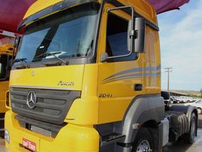 Mercedes-benz 2041 - 2013/13 - 4x2 I Revisado (bap 3369)