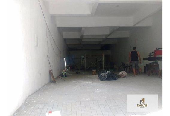 Sala Comercial Para Locação, Parque Assunção, Taboão Da Serra. - Sa0011