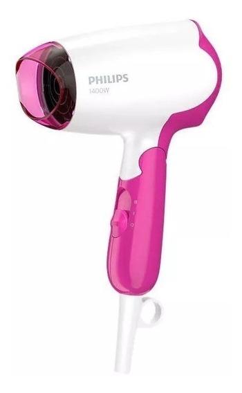 Secador Pelo Plegable Philips Bhd003/00 1400w