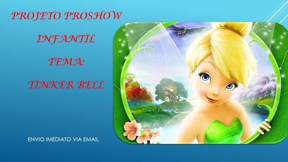 Projeto Proshow Tinker Bell