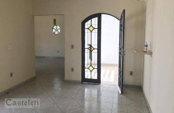 Casa Com 3 Dormitórios À Venda, 200 M² Por R$ 589.000 - Jardim Leonor - Campinas/sp - Ca2024