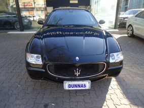 Maserati Quattroporte Sport4.2 V8 2008 Preta Gasolina