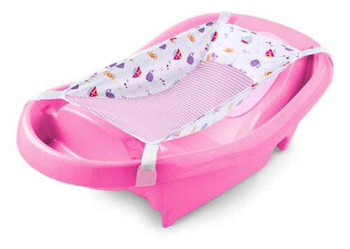 Tina Para Bebe Y Niño Summer Infant Rosada 09725