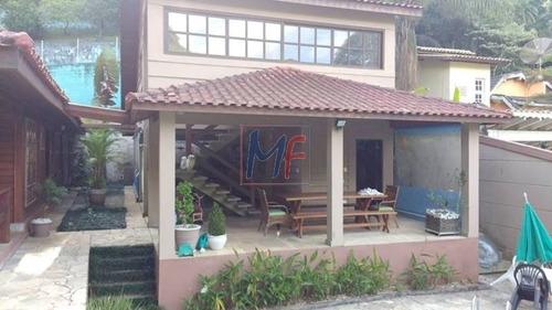 Imagem 1 de 30 de Ref 11.285 Excelente Casa Em Condomínio No Bairro Vila Machado, Com 3 Dorms Sendo 1 Suíte, 4 Vagas, 327 M² A.c. , 1280 M² Terreno. - 11285